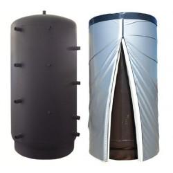 Akumuliacinė talpa šildymo sistemai 2000 l, su izoliacija 80-200600