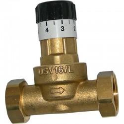 """USV 16 L slėgio  išlyginimo vožtuvas  3/4"""" tiesus Bar 0,03 - 0,50 0265118"""