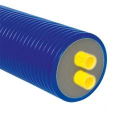 Izoliuotas dvigubas vamzdis  Microflex DUO 125/2 x 32/2.9