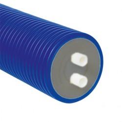 Izoliuotas dvigubas vamzdis karštam vandeniui Microflex DUO 160/1x40/5.5+1x25/3.5