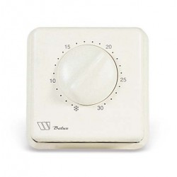 Elektromechaninis patalpos termostatas BELUXTI 230V, 5-30°C,0403202
