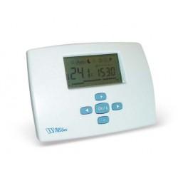 Elektron. kambario termostatas MILUX-LCD weekly 3x1,5 V 0403570