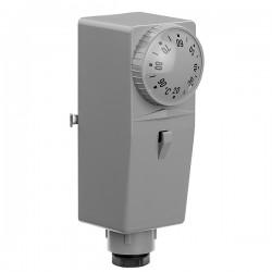 Reguliuojamas kontaktinis termostatas 20÷90°C,IP20 621000 Caleffi