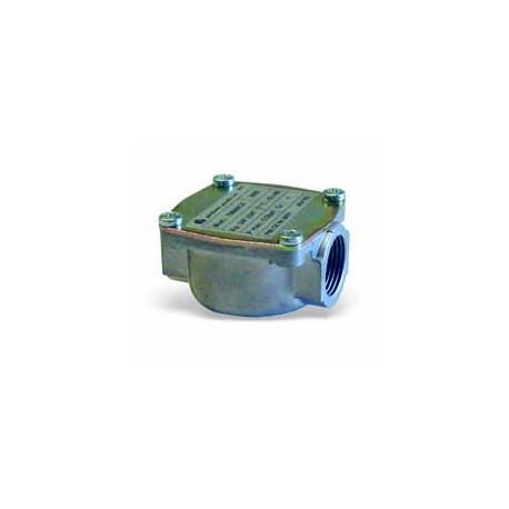 """70600 Dujinis filtras 1/2""""/ Gas filter 1/2"""" / Газовый фильтр 1/2"""""""