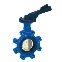 DN50 SOCLA SYLAX Tarpflanšinė užsklanda / SYLAX Butterfly valves / Дисковые поворотные затворы