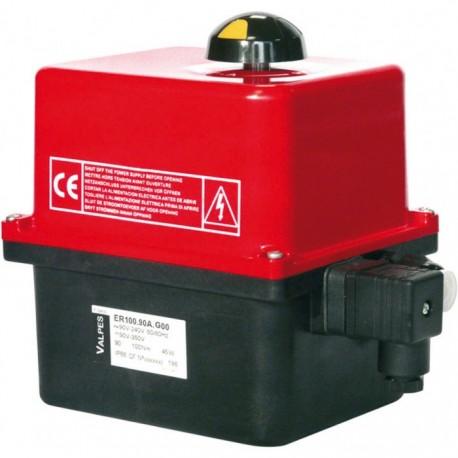 VALPES ER PLUS elekrinė pavara / electric actuator / Электропривод