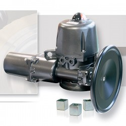 VTX600.A09.G00 VALPES VTX ATEX Explosive Atmospheres IP68 600Nm 400V TRI