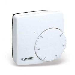 Elektroninis kambario termostatas WFHT-BASIC, 230V, 5-30°C, N.C.