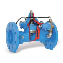 Automatinis vožtuvas PR500 DN80 (flanšinis, vandentiekiui) ,1,4-12 Bar ,Tmax 70°C,Pmax 16 Bar500080548