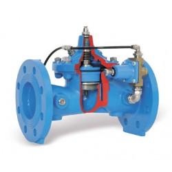 Automatinis vožtuvas PR500 DN100 (flanšinis, vandentiekiui) 1,4-12 bar ,Tmax 70°C,Pmax 16 Bar500100548