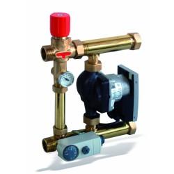 Grindinio šildymo modulis ISOTHERM 15kW,  30 - 50 °C Wilo Yonos PARA 15/6 10026289