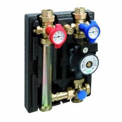 Paskirstymo modulis radiatoriniam šildymui  DN25 PAS25 (be siurblio) Watts