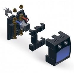 Siurblio modulis su izoliacija PAS-25 (siurblys Wilo RS25/6) DN25 šildymui