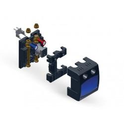 Paskirstymo modulis radiatoriniam šildymui DN32 PAS32 (be siurblio) Watts