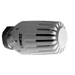 Termostatinė galva 7060 Project, skystinė, 6-28°C, M30x1,5 ,balta ,1726018