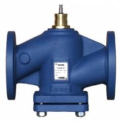 4035 Feniks 125 dvejų eigų reguliavimo vožtuvas DN125 kvs.250 m3/h ,PN16 F403510