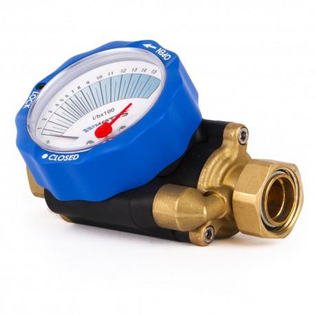 Idroset series CF  static balancing valve 1/2