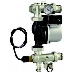 Grindinio šildymo mazgas ICMA K062 UPM3 Hybrid 25/70 87K062PGP328