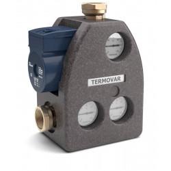 Termostatinis krovimo mazgas kieto kuro katilui DN32 61ºC Termovar Vexve 1400095