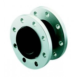 ZKB expantion joints, galvanised steel flanges / ZKB резиновые гибкые бцтавки фланцевые, гальванизированная сталь 149B12554C