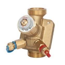 Automatinis ventilis AB-QM 40, Qmaks 7.5, išorinis sriegis 003Z0770