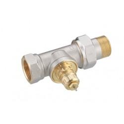 Padidinto pralaidumo termostatinis vožtuvas DN20,tiesus,v/iš, Kvs 3.81 , RA-G 013G1677