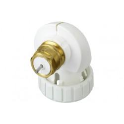 Kampinis adapteris apatinio jungimo radiatoriams ,RA jungtis 013G1350