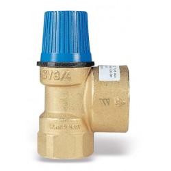 "Apsauginis vožtuvas SVW 1/2""x3/4"" Bar 5  0216105"
